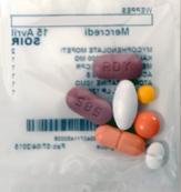 Pharmacie du p'tit Belgique - PDA - gélule