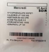 Pharmacie du p'tit Belgique - PDA